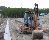 Trenching Service